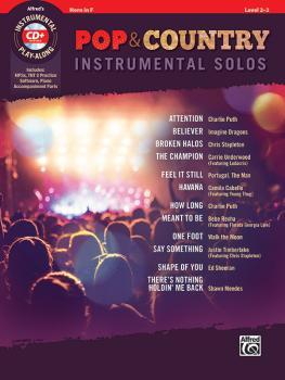 Pop & Country Instrumental Solos (AL-00-47342)