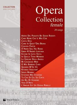 Opera Collection (Female): International Edition (AL-99-MB206)