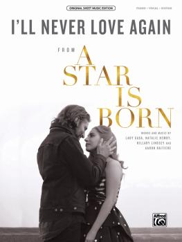 I'll Never Love Again (From <i>A Star Is Born</i>) (AL-00-47886)