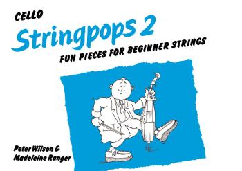 Stringpops 2: Fun Pieces for Absolute Beginners (AL-12-0571504876)