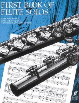 First Book of Flute Solos (AL-12-057150759X)