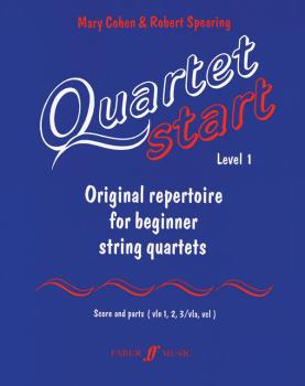 Quartetstart: Original Repertoire for Beginner String Quartets (AL-12-0571518818)