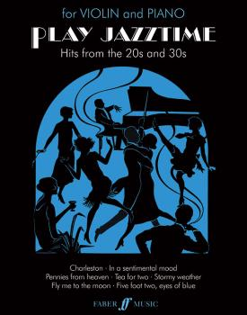 Play Jazztime Violin: Hits from the '20s and '30s (AL-12-0571519083)