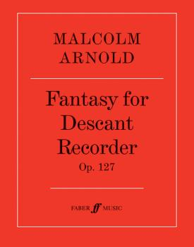 Fantasy for Descant Recorder (AL-12-0571510493)