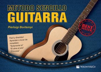 Método sencillo Guitarra (AL-99-MB640)