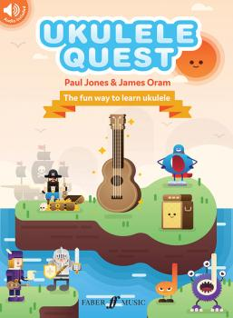 Ukulele Quest: The Fun Way to Learn Ukulele (AL-12-0571541011)
