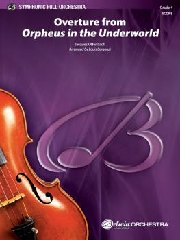 Overture from <i>Orpheus in the Underworld</i> (AL-00-47449S)