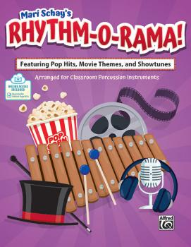 Rhythm-O-Rama! (Featuring Pop Hits, Movie Themes, and Showtunes Arrang (AL-00-47916)