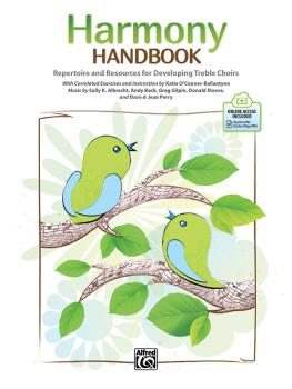 Harmony Handbook: Repertoire and Resources for Developing Treble Choir (AL-00-47906)