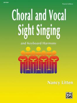 Choral and Vocal Sight Singing (And Keyboard Harmony) (AL-00-20172UK)