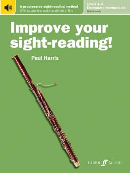 Improve Your Sight-Reading! Bassoon, Levels 1-5 (Elementary to Interme (AL-12-0571540902)