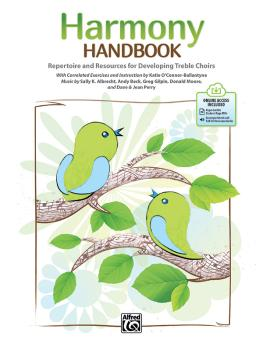 Harmony Handbook: Repertoire and Resources for Developing Treble Choir (AL-00-47905)