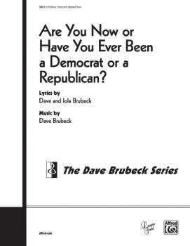 Are You Now or Have You Ever Been a Democrat or a Republican? (AL-00-38616)