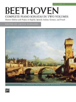 Beethoven: Sonatas, Volume 2 (AL-00-25864)