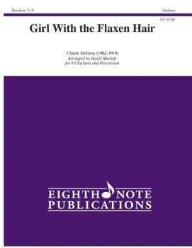 Girl with the Flaxen Hair (AL-81-CC19120)
