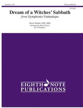 Dream of a Witches' Sabbath (From <i>Symphonie Fantastique</i>) (AL-81-TE19265)