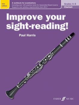 Improve Your Sight-Reading! Clarinet, Grade 4-5 (New Edition): A Workb (AL-12-0571539882)