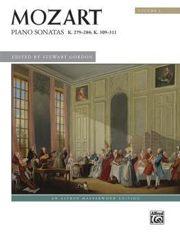 Mozart: Piano Sonatas, Vol. I: K. 279--284; K. 309--311 (AL-00-46908)