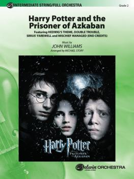 Harry Potter and the Prisoner of Azkaban (Featuring: Hedwig's Theme /  (AL-00-FOM04008)