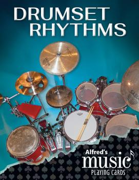 Alfred's Music Playing Cards: Drumset Rhythms (AL-00-48638)
