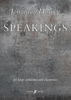 Speakings (For Large Orchestra and Electronics) (AL-12-0571538886)