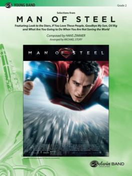 <i>Man of Steel,</i> Selections from (Featuring: Look to the Stars / I (AL-00-42185S)