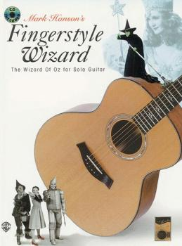 Acoustic Masters Series: Mark Hanson's Fingerstyle Wizard -- <I>The Wi (AL-00-EL96123CD)