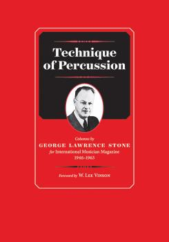 Technique of Percussion: Columns by George Lawrence Stone for Internat (AL-00-48640)