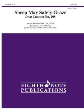 Sheep May Safely Graze (from <i>Cantata No. 208</i>) (AL-81-WWE220167)
