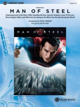 <i>Man of Steel,</i> Suite from (Featuring: Look to the Stars / DNA /  (AL-00-42219S)