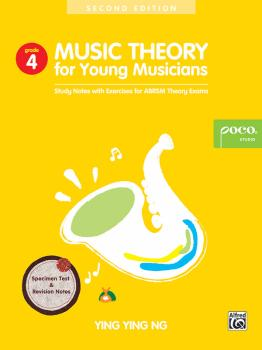 Music Theory for Young Musicians, Book 4: Study Notes with Exercises f (AL-99-9671000342)