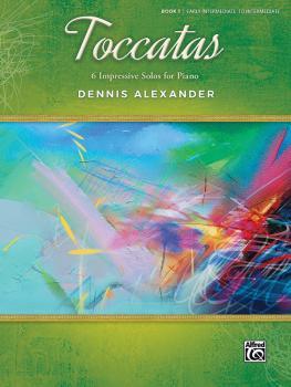 Toccatas, Book 1: 6 Impressive Solos for Piano (AL-00-47845)