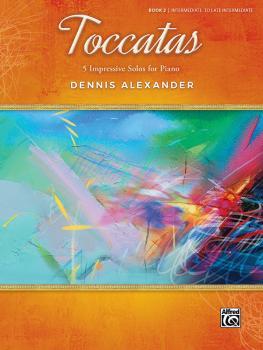 Toccatas, Book 2: 5 Impressive Solos for Piano (AL-00-47846)