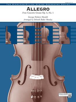 Allegro (From <i>Concerto Grosso, Op. 6, No. 1</i>) (AL-00-48087)