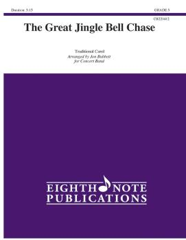 The Great Jingle Bell Chase (AL-81-CB220412)