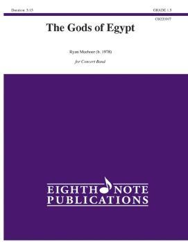 The Gods of Egypt (AL-81-CB220397)