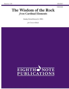 The Wisdom of the Rock (from <i>Cardinal Elements</i>) (AL-81-CB220418)