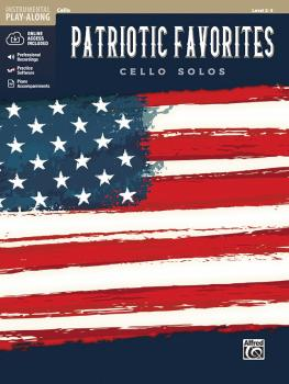 Patriotic Favorites Instrumental Solos (Cello Solos) (AL-00-48698)