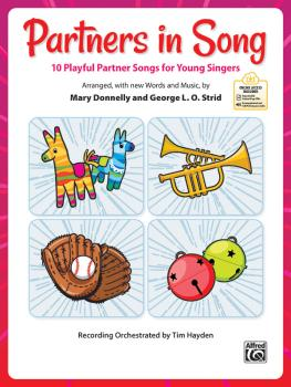 Partners in Song: 10 Playful Partner Songs for Young Singers (AL-00-48269)