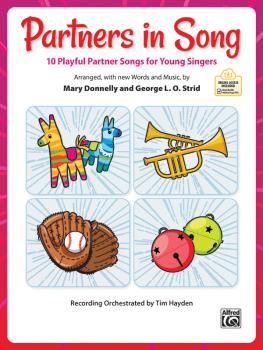 Partners in Song: 10 Playful Partner Songs for Young Singers (AL-00-48270)