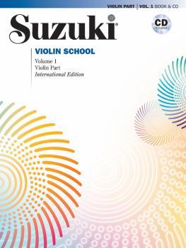 Suzuki Violin School, Volume 1: International Edition (AL-00-48722)