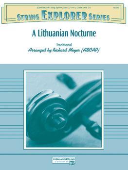 A Lithuanian Nocturne (AL-00-43821S)