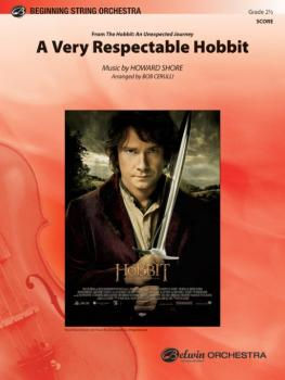 A Very Respectable Hobbit (from <i>The Hobbit: An Unexpected Journey</ (AL-00-40432S)