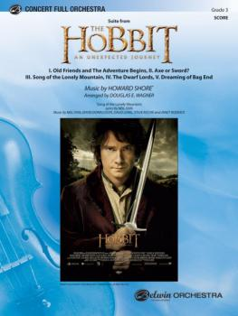 <i>The Hobbit: An Unexpected Journey,</i> Suite from (AL-00-40449S)
