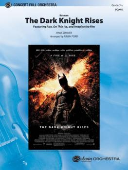 Batman: The Dark Knight Rises (Featuring: Rise / On Thin Ice / Imagine (AL-00-40497)