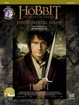 <i>The Hobbit: An Unexpected Journey</i> Instrumental Solos for String (AL-00-40988)
