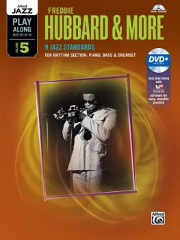 Alfred Jazz Play-Along Series, Vol. 5: Freddie Hubbard & More (9 Jazz  (AL-00-41153)