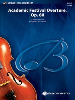 Academic Festival Overture, Op. 80 (AL-00-45856S)