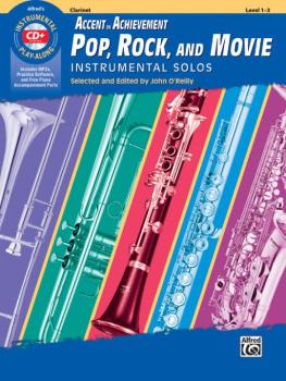 Accent on Achievement Pop, Rock, and Movie Instrumental Solos (AL-00-45903)