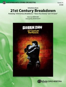 <i>21st Century Breakdown,</i> Selections from (Featuring: 21st Centur (AL-00-33675S)